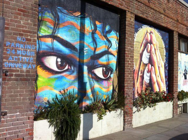 MJ mural 1