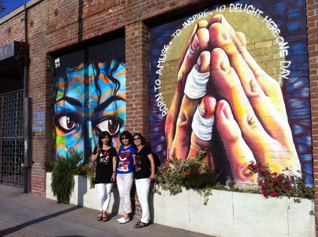 MJ mural 2