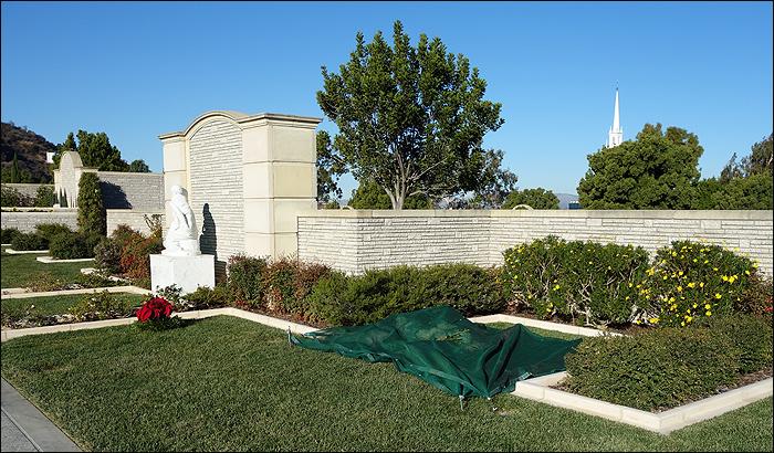 Paul Walker's Grave