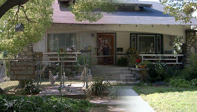 biff's house