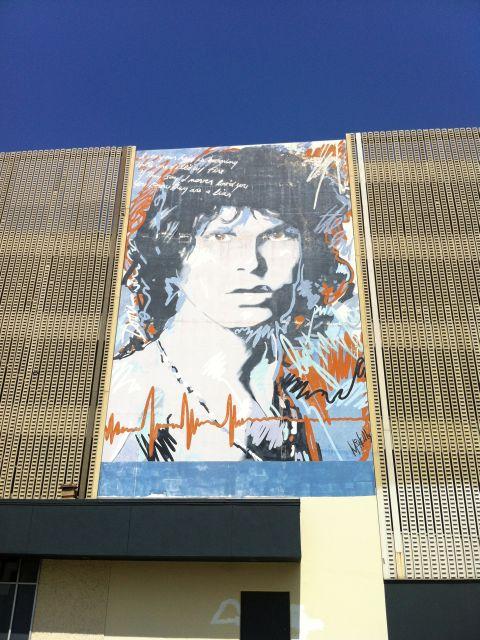 jim morrison mural2